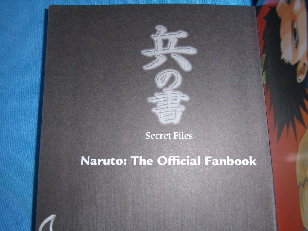Naruto: The Official Fanbook - Masashi Kishimoto
