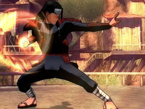 Naruto Ultimate Ninja 3 - PS2 Gameplay
