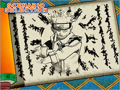 Naruto Ultimate Ninja - Playstation 2