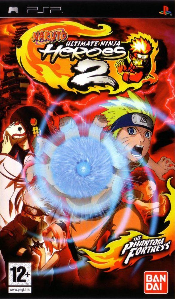 Naruto: Ultimate Ninja Heroes 2 - Análise PSP