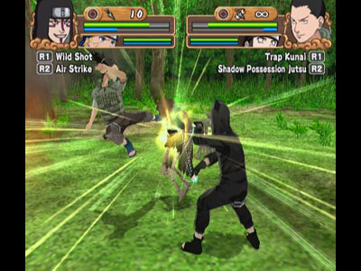 Naruto Uzumaki Chronicles 2 - Análise Playstation 2