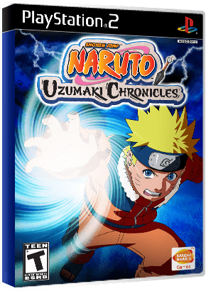Naruto Uzumaki Chronicles - Análise PS2