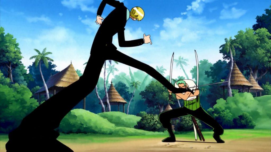 One Piece Filme 5: Norowareta Seiken - Toei Animation