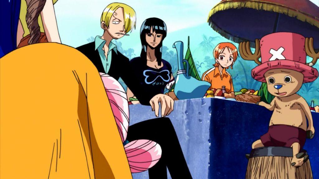 One Piece Filme 5: Norowareta Seiken - Análise Filme