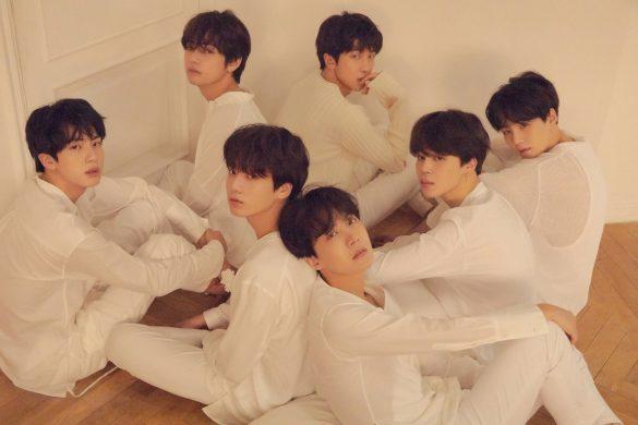 BTS - Grupo bate Vários Recordes com Fake Love