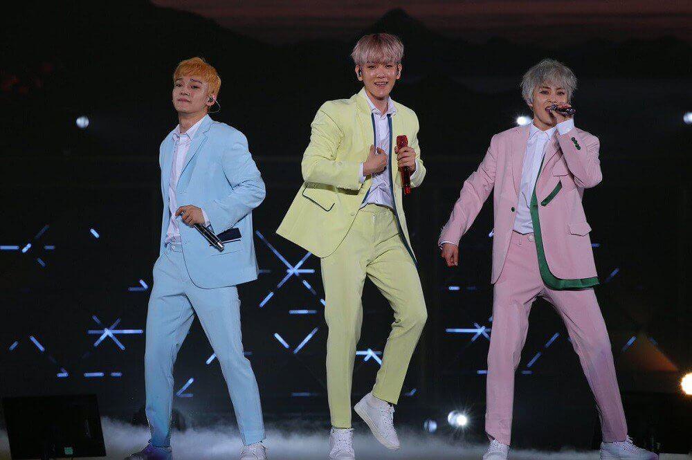 EXO-CBX iniciam Tour Japonesa com Sucesso!