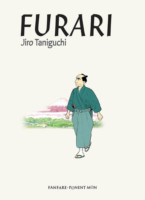 Jiro Taniguchi Nomeado para os Eisner Awards 2018