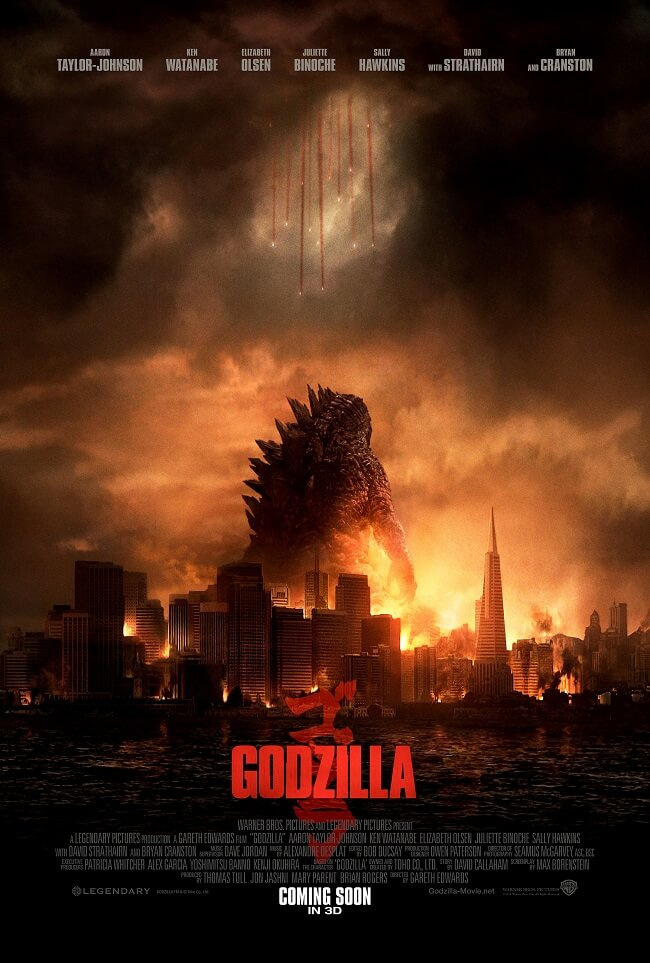 Godzilla: King of Monsters - Filme adiado para 2019 | Godzilla: King of Monsters - Filme revela Primeiro Trailer