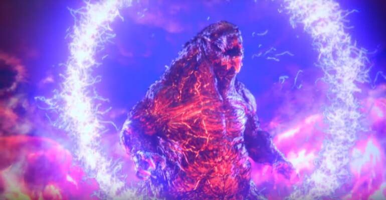 Godzilla - Trilogia revela Novo Poster para Segundo Filme   Godzilla Trilogia Anime - Filme Final revela Título e Estreia   Godzilla Trilogia Anime - Filme Final revela Título e Estreia