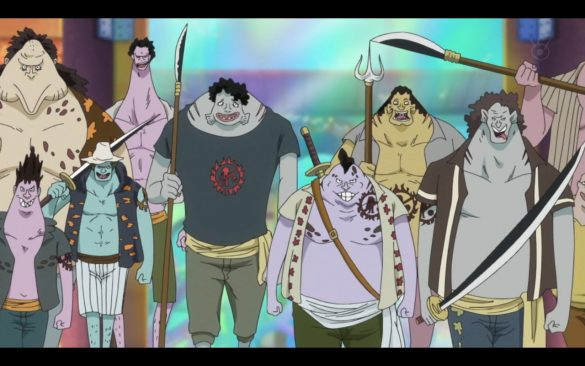 One Piece Episódio 535 - Análise ptAnime
