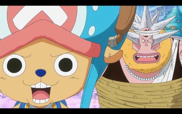 One Piece Episódio 537 - Análise ptAnime