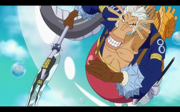 One Piece Episódio 539 - Análise ptAnime