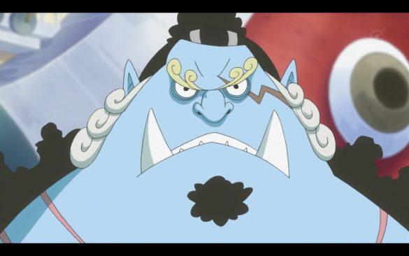 One Piece Episódio 539 - Jimbei