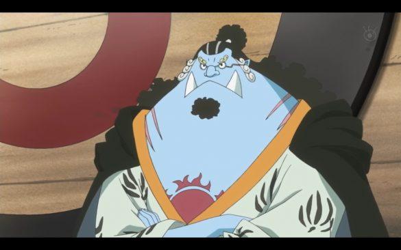 One Piece Episódio 540 - The Hero of Slave Emancipation Tiger the Adventurer