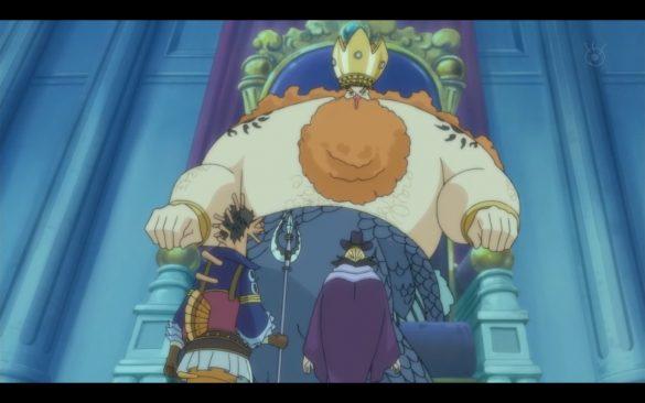 The Hero of Slave Emancipation Tiger the Adventurer - One Piece 540