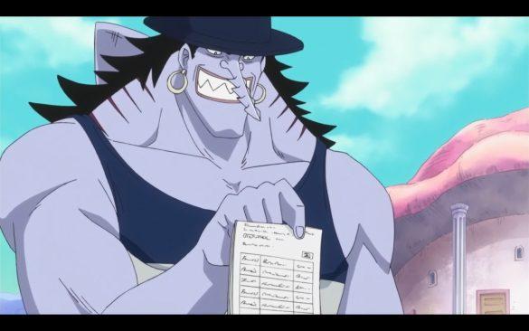 One Piece Episódio 540 - Arlong