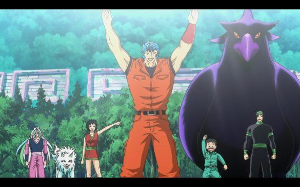 One Piece 542 - Crossover Anime Toriko