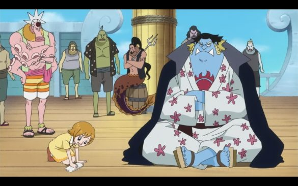 One Piece 543 - The Death of a Hero A Shocking Truth of Tiger
