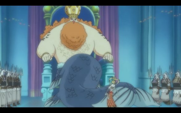 One Piece Episódio 545 - Neptune & Otohime