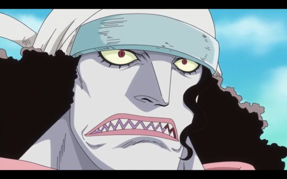 One Piece Episódio 545 - Hordy Jones