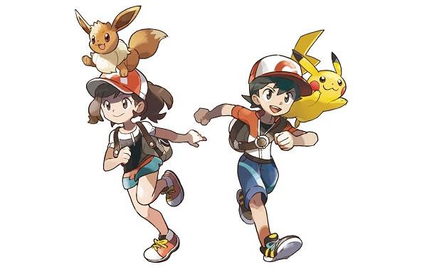 Pokémon: Let's Go - Jogos revelados para a Switch