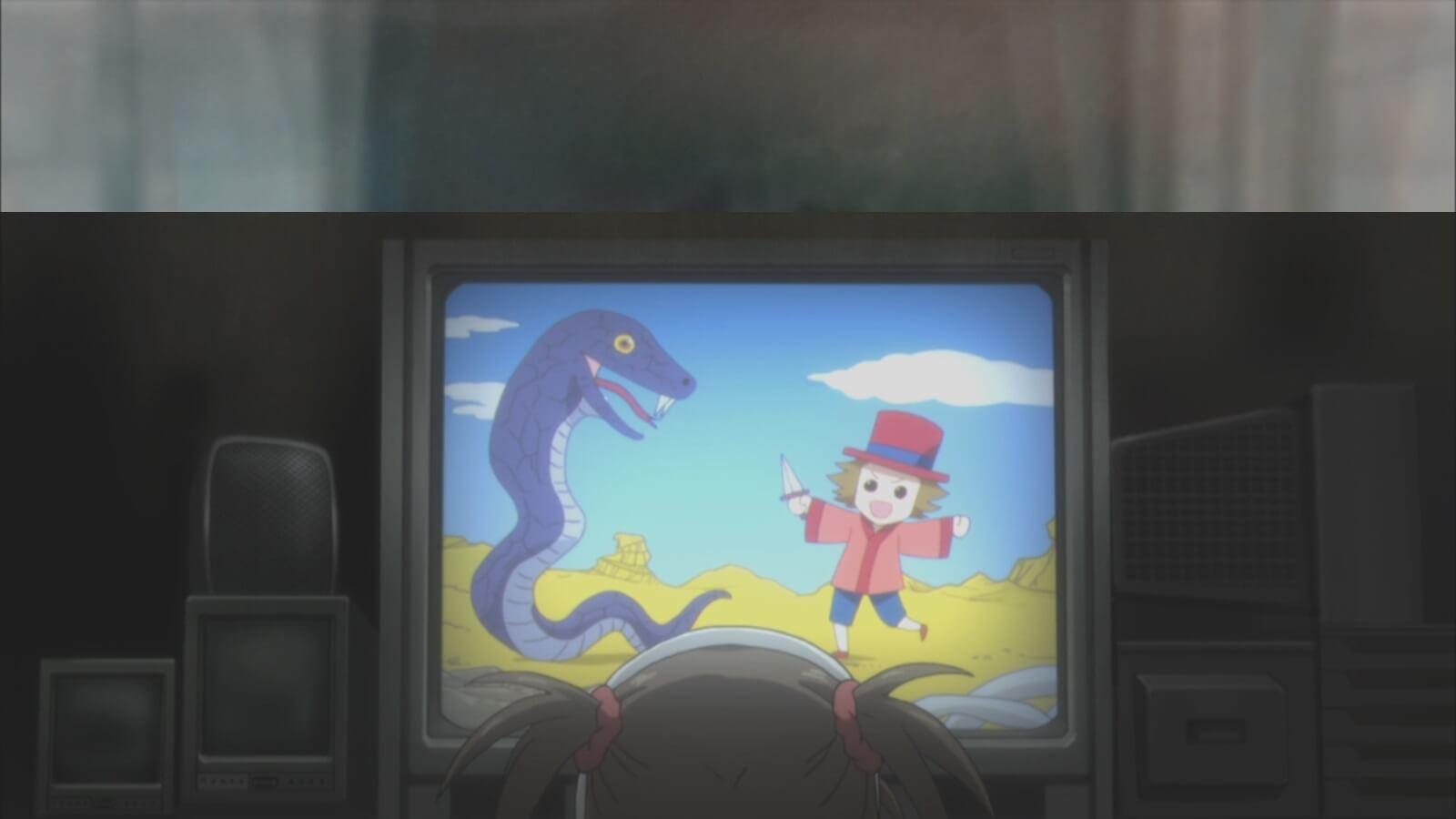 Steins;Gate 0 - opinião episódio 7 despedida