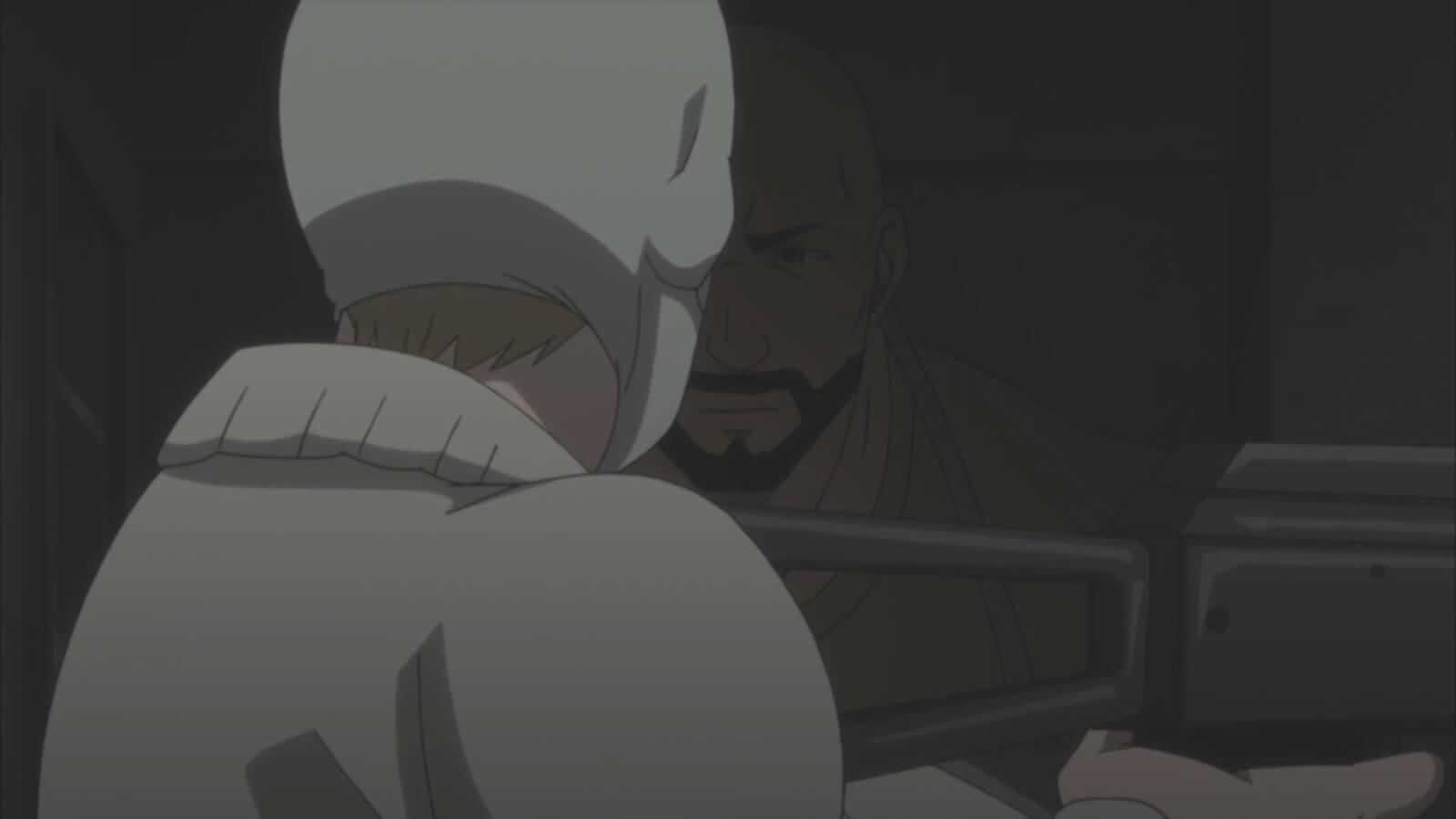 Steins;Gate 0 - Opinião Episódio 7 Yuugo badass