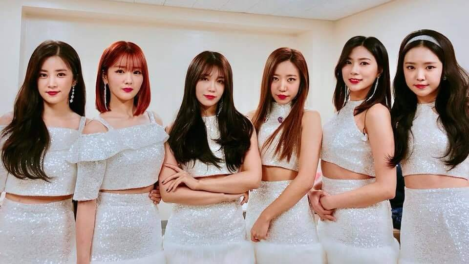 Top Grupos Mais Reputados de Abril 2018 - KPOP apink
