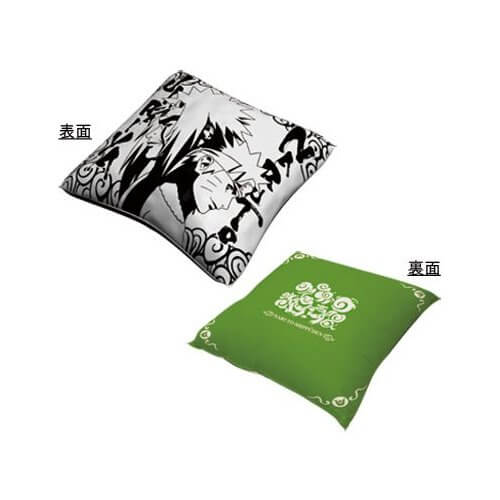 Às Compras pelo Japão III - Almofadas Naruto