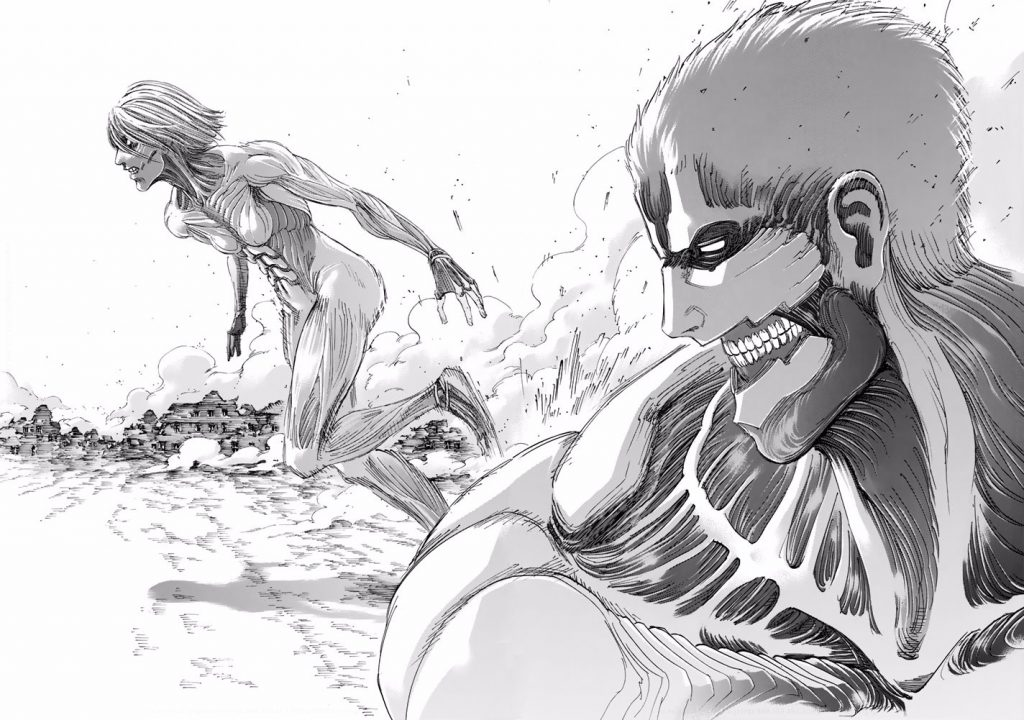 Attack on Titan Volume 24 - Análise Manga