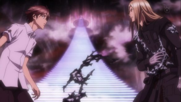 Guilty Crown | Episódios 12 & 13 - Anime