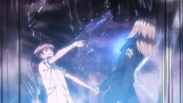Guilty Crown | Episódios 12 & 13