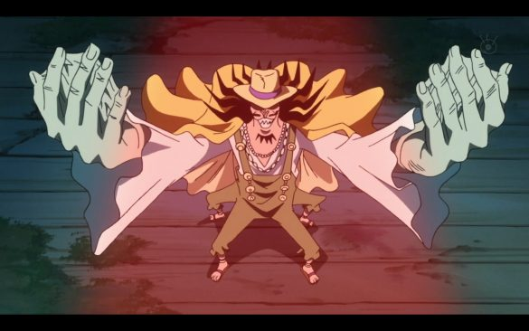 One Piece Episódio 532 - A Coward and a Crybaby The Princess in the Hard Shell Tower