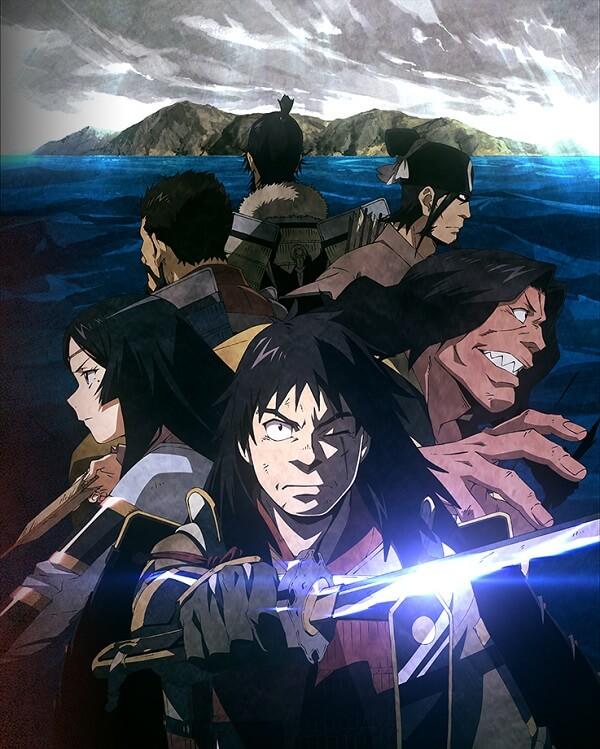 Angolmois Genkou Kassenki - Anime revela Dia de Estreia | Angolmois Genkou Kassenki - Anime 3º Vídeo Promo | Angolmois - Anime vai Cobrir Final do Tsushima' Arc