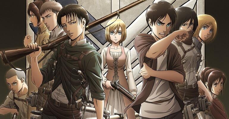 Attack on Titan Temporada 3 - Novo vídeo revela Opening | Attack on Titan - Episódio 48 ADIADO devido a Tufão | Attack on Titan - Anime entra em Hiato após Episódio 12