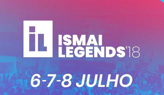 Calendário de Eventos Julho 2018