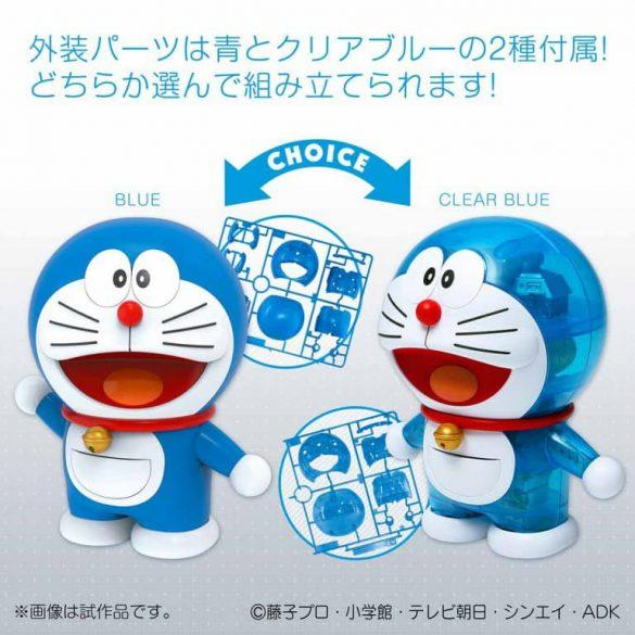 Doraemon Model Kit pela Bandai - Figure-rise Mechanics Versões Figura