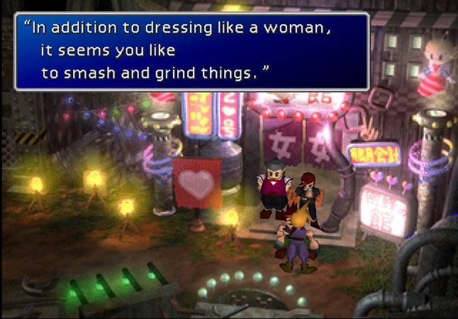 Top 13 jogos da série Final Fantasy - Final Fantasy VII