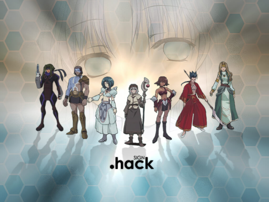 .hack//SIGN - Anime Análise