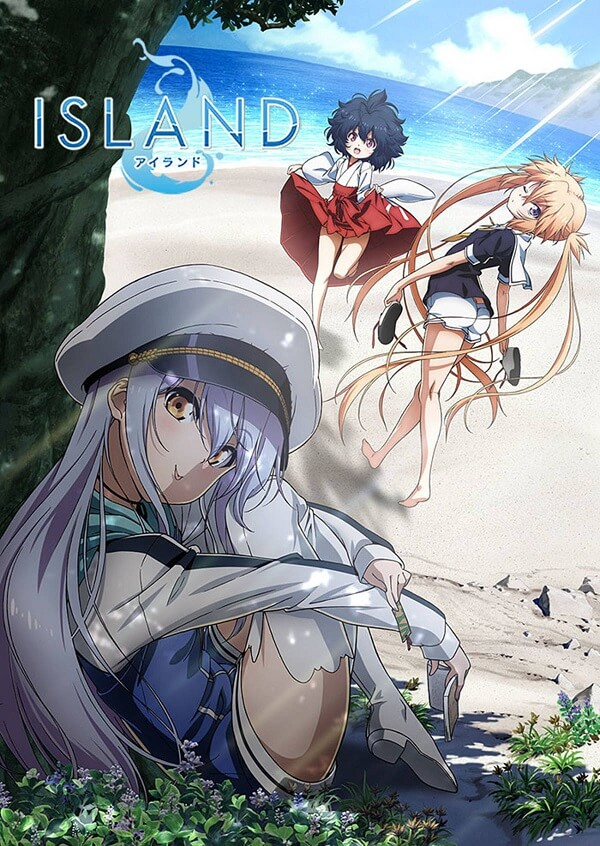 ISLAND - Anime revela Vídeo Promocional