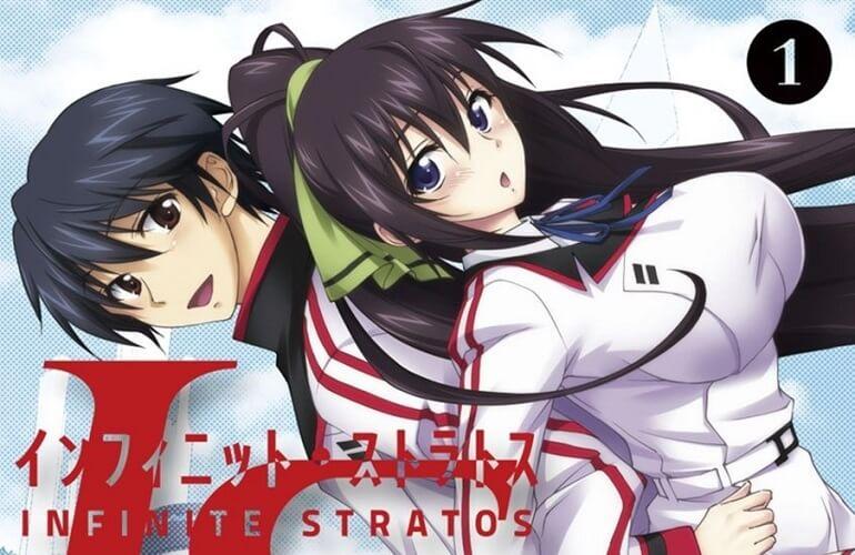 Infinite Stratos Manga de Homura Yūki termina com o 8º volume