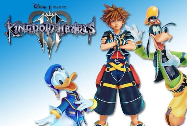 Kingdom Hearts III - Trailer antecipa Mundo baseado em Frozen