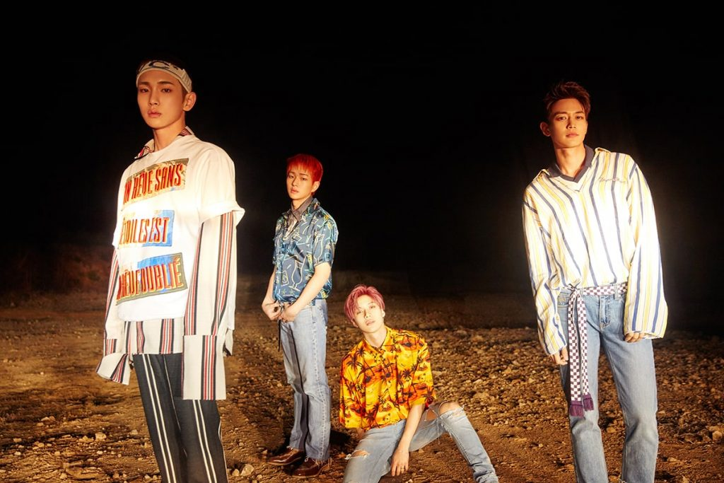 SHINee revelam Novas Imagens e Áudios para o Mini Álbum