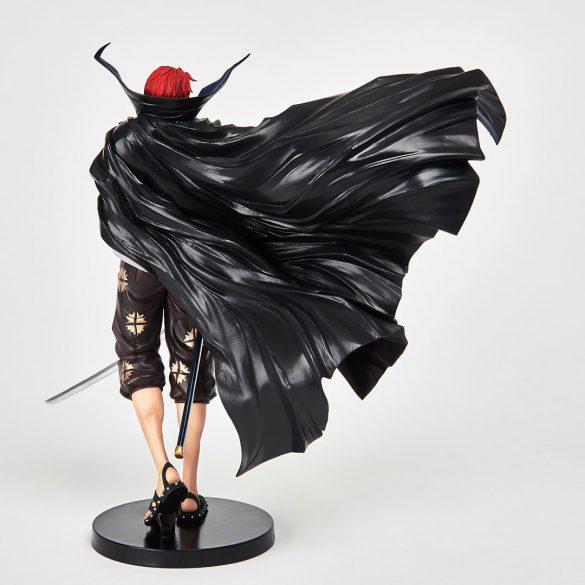 Shanks da Banpresto da linha Zoukeiou Choujoukessen World - One Piece