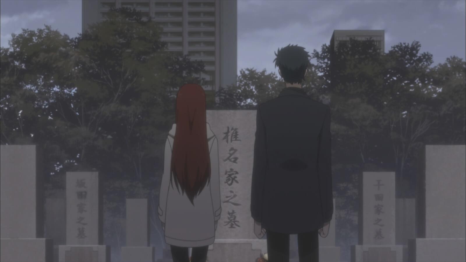Steins;Gate 0 - opinião episódio 8 túmulo de Mayuri