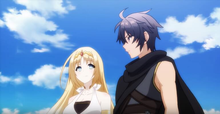 The Master of Ragnarok and Blesser of Einherjar Anime - Trailer #2