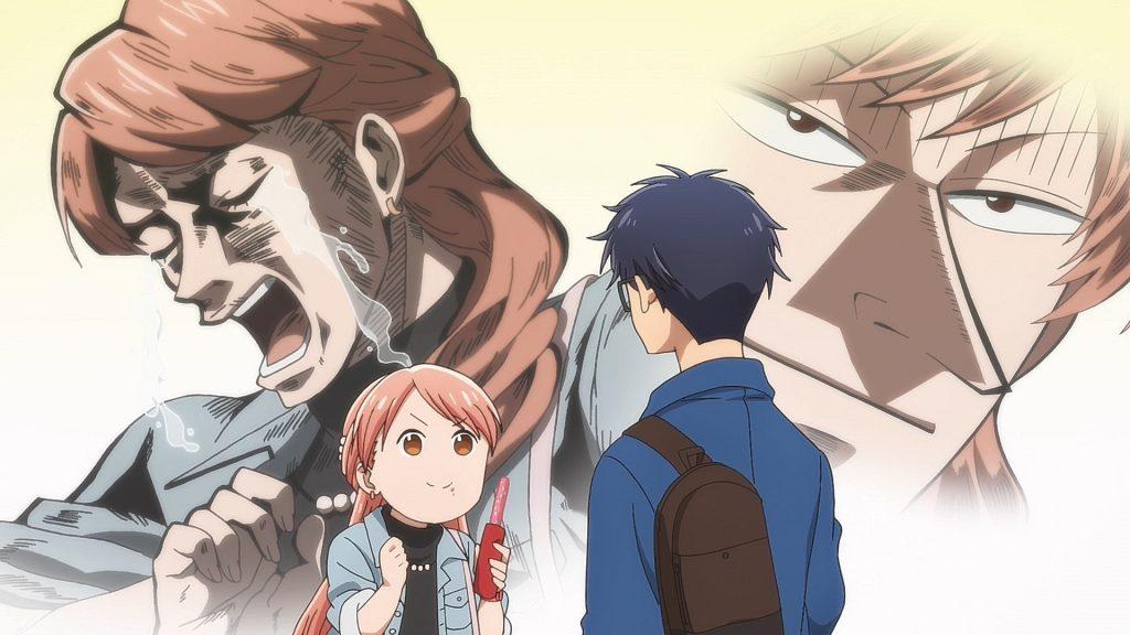 Wotaku ni Koi wa Muzukashii - Análise - Caricatura anime