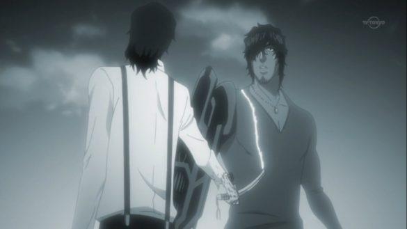 Bleach Episódios 356 & 357 - Tsukishima vs Sado