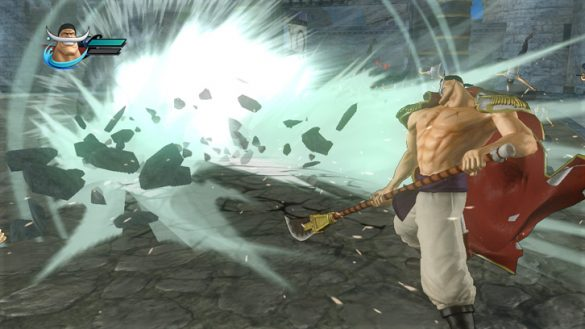 One Piece Pirate Warriors - Namco Bandai Games