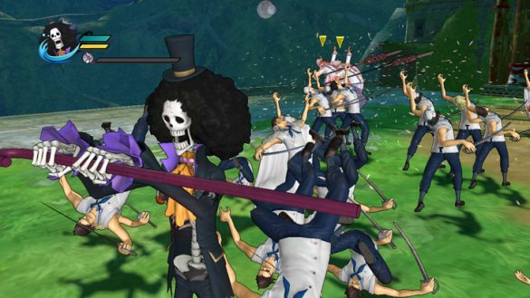 One Piece Kaizoku Musou - Playstation 3